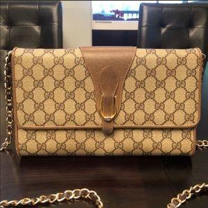 Authentic Gucci Clutch/Crossbody